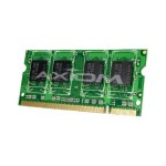 AX - DDR2 - 2 GB - SO-DIMM 200-pin - 667 MHz / PC2-5300 - unbuffered - non-ECC
