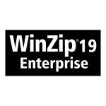 WinZip Enterprise - (v. 19) - license + 1 Year Maintenance - 1 user - CLP - level C (100-999) - Win - Multi-Lingual