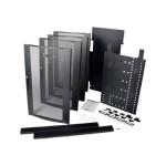 48U Rack Enclosure Server Cabinet Colocation Kit
