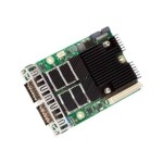 I/O Module XL710-QDA2 - Network adapter - 40 Gigabit QSFP+ x 2 - for Compute Module HNS2600; Server Compute Module HNS2600; Server System R1208, R2208, R2312