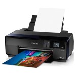 "Epson SureColor P600 Ultra-Chrome HD, Wide Format, 13""x129"" Professional Inkjet Printer - 5760x1440dpi, 9 color, Glossy or Matte, Sheet, Roll & Disc Printing, and USB, Ethernet & WiFi connectivity C11CE21201"