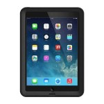 LifeProof fre Case for iPad Air - Black/Black (Open Box Product, Limited Availability, No Back Orders) 1905-01-OB