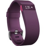 Charge HR - Heart Rate + Activity Wristband - Small, Plum