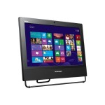 """ThinkCentre M73z 10BC - All-in-one - 1 x Core i5 4590S / 3 GHz - RAM 4 GB - HDD 500 GB - DVD-Writer - HD Graphics 4600 - GigE - WLAN: 802.11b/g/n, Bluetooth 4.0 - Win 7 Pro 64-bit (includes Win 8.1 Pro 64-bit License) - monitor: LED 20"""" 1600 x 900 (HD+) -"""