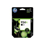 HP Inc. 934XL High Yield Black Original Ink Cartridge C2P23AN