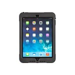 SafePort Rugged Max Case with Integrated Stand for iPad Air 2 - Black