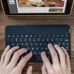 Keys-To-Go Portable Keyboard for iPad/iPad Air/iPad mini/iPhone/Apple TV - Black
