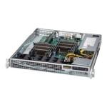Supermicro SC514 441 - Rack-mountable - 1U - extended ATX - non-hot-swap 480 Watt