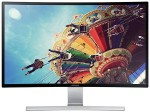 """27"""" 1080p Curved LED Monitor"""