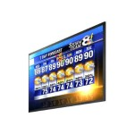 "D55EMI - 55"" Class - Digital Signage LED display - digital signage - with touch-screen - 1080p (Full HD)"