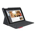 Type+ Protective Case with Integrated Keyboard for iPad Air 2 - Black