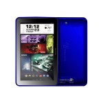 "Visual Land PRESTIGE Elite 9Q - Tablet - Android 4.4 (KitKat) - 8 GB - 9"" ( 1024 x 600 ) - microSD slot - royal blue - with Keyboard Case ME9Q8KC-BLU"
