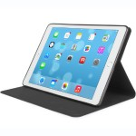 Tucano Angolo folio case for iPad Air 2 - Grey IPD6AN-G