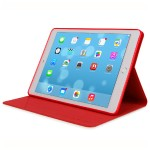 Angolo folio case for iPad Air 2 - Red