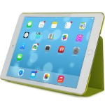 Trio ultra-slim case for iPad Air 2 - Green
