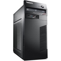 Lenovo ThinkCentre M73 10B0 - MT - 1 x Core i5 4590 / 3.3 GHz - RAM 4 GB - HDD 500 GB - DVD SuperMulti - HD Graphics 4600 - GigE - Win 8.1 Pro 64-bit / Win 7 Pro 64-bit downgrade - pre-installed: Win 7 Pro 64-bit - Monitor : none - TopSeller 10B00013US