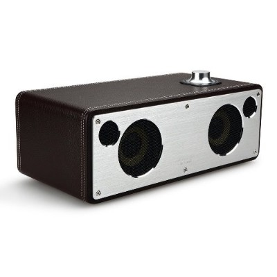 GGMMM-Freedom Plug-N-Play / Built-in Wi-Fi Digital Speaker - Brown(WS-301-07)
