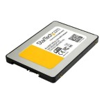 M.2 NGFF SSD to 2.5in SATA III Adapter with Protective Housing - M.2 NGFF to 2.5in SATA Adapter w/ 9.5mm Height