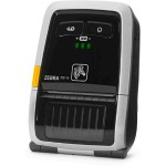 Zebra Tech ZQ110 - Receipt printer - thermal paper - Roll (2.3 in) - 203 dpi - up to 212.6 inch/min - USB 2.0, Bluetooth 3.0 EDR - tear bar ZQ1-0UB10010-00