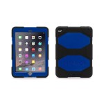 Griffin Survivor All-Terrain for iPad Air 2 - Black/Blue GB40338