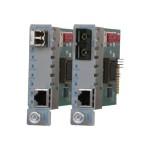 iConverter GX/T2 - Fiber media converter - GigE - 10Base-T, 100Base-TX, 1000Base-T - RJ-45 / SFP (mini-GBIC)