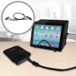 "5-Device Lightning to USB Snake Cable (29"") -  iPad / iPhone / iPod charging / data cable"