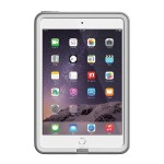 iPad Mini Gen 3/2/1 Case - fre - White / Gray