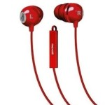 Maxell CLASSIC EARBUD RED 196133