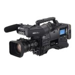 Panasonic P2 HD-AG-HPX610PJH - Camcorder - High Definition - 60 fps - body only - P2 Card AG-HPX610PJH
