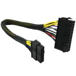 PSU Main Power Adapter Cable - 24-Pin to 14-Pin, 30cm