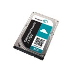 "Seagate Technology Enterprise Capacity 2.5 HDD ST2000NX0343 - Hard drive - encrypted - 2 TB - internal - 2.5"" SFF - SAS 12Gb/s - NL - 7200 rpm - buffer: 128 MB - Self-Encrypting Drive (SED) ST2000NX0343"