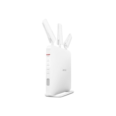 Buffalo AirStation Extreme AC 1900 - wireless router - 802.11a/b/g/n/ac - desktop, wall-mountable (WXR-1900DHP)