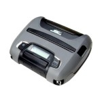 SM-T400i-DB50 - Label printer - thermal paper - Roll (4.4 in) - 203 dpi - up to 189 inch/min - serial, Bluetooth 2.1 - tear bar