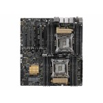 Z10PE-D16 WS - Motherboard - SSI EEB - LGA2011-v3 Socket - 2 CPUs supported - C612 - USB 3.0 - 2 x Gigabit LAN - onboard graphics - HD Audio (8-channel)