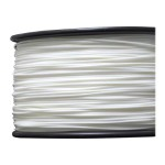 Arctic white - 2.2 lbs - PLA filament (3D) - for  R1