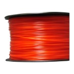 Rocket red - 2.2 lbs - PLA filament (3D) - for  R1