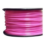 Pulsar pink - 2.2 lbs - ABS filament (3D) - for  R1