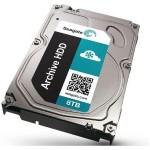"Seagate Technology Archive HDD ST8000AS0002 - Hard drive - 8 TB - internal - 3.5"" - SATA 6Gb/s - buffer: 128 MB - RoHS ST8000AS0002"