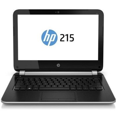 HP Inc. Smart Buy 215 G1 AMD Dual-Core A4-1250 1.0GHz Notebook PC - 4GB RAM, 500GB HDD, 11.6