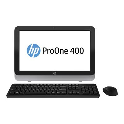 HP Smart Buy ProOne 400 G1 Intel Core i3-4160T Dual-Core 3.10GHz All-in-One PC - 4GB RAM, 500GB HDD, 19.5