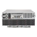 "Super Micro Supermicro SuperServer 6048R-E1CR36L - Server - rack-mountable - 4U - 2-way - RAM 0 MB - SATA/SAS - hot-swap 3.5"" - no HDD - AST2400 - GigE, 10 GigE - monitor: none SSG-6048R-E1CR36L"