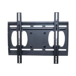 "P-Series Versatile PTDM2 - Mounting kit (wall plate, 2 mounting brackets) for LCD / plasma panel - black - screen size: 46""-55"""