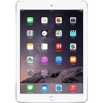 Apple iPad Air 2 Wi-Fi+Cellular 64GB - Silver (Open Box Product, Limited Availability, No Back Orders) MH2N2LL/A-OB
