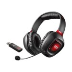 Sound Blaster Tactic3D Rage Wireless V2.0 - Headset - 7.1 channel - full size - wireless - radio
