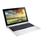 "Acer Aspire Switch 11 SW5-171P-82B3 - Tablet - with keyboard dock - Core i5 4202Y / 1.6 GHz - Win 8.1 Pro 64-bit - 4 GB RAM - 128 GB SSD - 11.6"" IPS touchscreen 1920 x 1080 ( Full HD ) - HD Graphics 4200 - gray, silver NT.L6SAA.005"