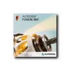 Autodesk Fusion 360 - New Subscription (annual) + Basic Support - 1 seat - hosted - commercial - VCP, Single-user - Win A71G1-NS4021-T749-VC