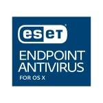 Endpoint Antivirus for Mac OS X - Subscription license renewal (2 years) - 1 seat - academic, volume, GOV, non-profit - level E (100-249) - Mac