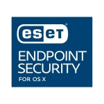 Endpoint Security for MAC OS X - Subscription license renewal (2 years) - 1 seat - academic, volume, GOV, non-profit - level E (100-249) - Mac