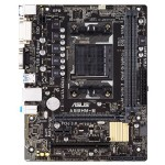 A68HM-E - Motherboard - micro ATX - Socket FM2+ - AMD A68H - USB 3.0 - Gigabit LAN - onboard graphics (CPU required) - HD Audio (8-channel)