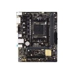 A68HM-K - Motherboard - micro ATX - Socket FM2+ - AMD A68H - USB 3.0 - Gigabit LAN - onboard graphics (CPU required) - HD Audio (8-channel)